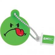 Stick USB Emtec Detest 8GB green
