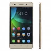 Juego del honor del huawei 4C CHM-UL00 telefono 4G con 2GB RAM? ROM de 16GB - champan