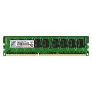 Transcend 4GB JetMemory DDR3-1333 ECC Unbuffered DIMM 1Rx8 For Mac Pro Mid 2010 /Mid 2012(TS4GJMA343H)