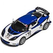 Scalextric Lotus Evora GT4 1:32 Scale Slot Car