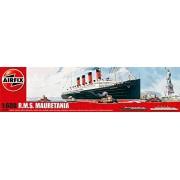 AIRFIX Kit Classic Ships Modellino Nave RMS Mauretania A04207