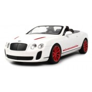 Licensed Bentley Continental GT Supersports ISR Convertible Electric RC Car 1:14 Scale Ready To Run RTR, Detailed Interior & Exterior (Colors May Vary)