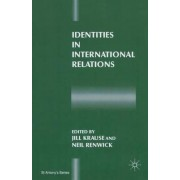Identities in International Relations by Jill Krause