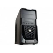 Gabinete Cougar Spike, Midi-Tower, Micro-ATX, USB 2.0/3.0, sin Fuente, Negro
