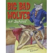 Big Bad Wolves at School by Dr Stephen Krensky