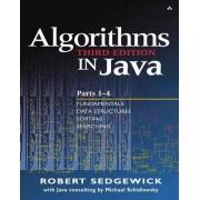 Algorithms in Java: Pts.1-4 by Robert Sedgewick