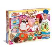 Clementoni - 65566 - Cucina creativa, Kit per realizzare biscotti e torte