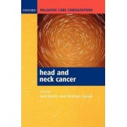 Palliative Care Consultations in Head and Neck Cancer by Sara Booth