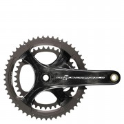 Campagnolo Chorus 11 Speed Ultra Torque Carbon Compact Chainset - Black - 50-34T x 175mm