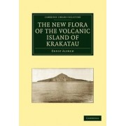 The New Flora of the Volcanic Island of Krakatau by Ernst Alfred
