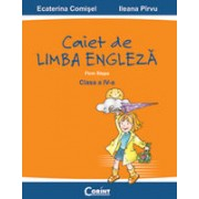 Caiet de limba engleza. Firm steps, clasa a IV-a