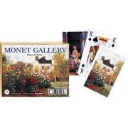Monet: Maison - Double Deck Playing Cards by Piatnik