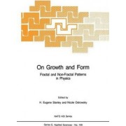 On Growth and Form by Stanley Gene