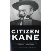 Citizen Kane Book by Orson Welles