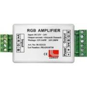 Jelerősítő RGB LED szalaghoz 12VDC 12A/144W (4A/48w/szín) / 24VDC 12A/288W (4A/96w/szín) , 12 V DC, LUM30-322121 Lumen