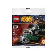 Lego Star Wars Anakins Jedi Interceptor Set 30244 (Bagged)