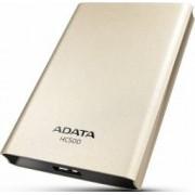 HDD Extern ADATA HC500 500GB USB 3.0 2.5 inch Gold