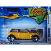 2002 First Editions -#28 2001 Mini Cooper 5-spoke Wheels #2002-40 Collectible Collector Car Mattel Hot Wheels 1:64 Scale