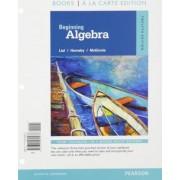 Beginning Algebra, Books a la Carte Edition, Plus Mymathlab -- Access Card Package, 12/E by Margaret L Lial