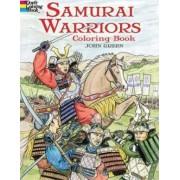 Samurai Warriors: Coloring Book by John Green