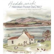 Hebridean Pocket Diary 2017 by Mairi Hedderwick