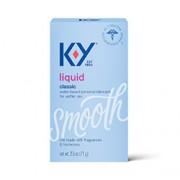 K-Y NATURAL FEELING LIQUID (2.5oz) 71g