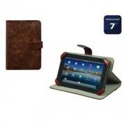 PORT Etui universel pour tablette tactile 7'' MANILLE Brown