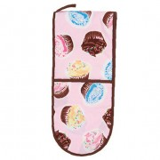 Cupcake Double Oven Mitt by Annabel Trends