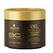 Schwarzkopf Professional BC Bonacure Oil Miracle Gold Shimmer Tratament 150ml