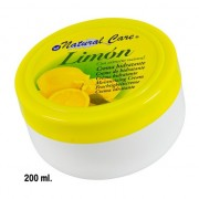 CREMA MANOS LIMON, BELLIPLUS, 200ML.
