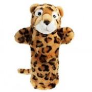 Papusa De Mana Stil Manusa Leopard - The Puppet Company