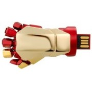 Quace Cool Superhero Hand With Led 8 GB Pen Drive(Multicolor)