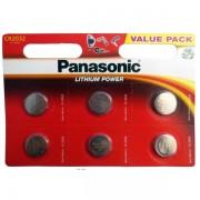Batterie CR2032 Panasonic