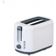 GLEN GL 3019 750 Pop Up Toaster(White)