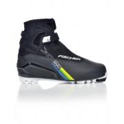 Fischer XC Comfort Pro Black Yellow - Langlaufschuhe