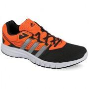 Adidas Galaxy 2 M Men's Orange Lace-up Sport Shoes