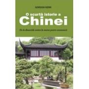 O scurta istorie a Chinei - Gordon Kerr