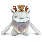 Monster Plush - Imps and Monsters Clarence 12 Inches Tall - Justin Hillgrove Art by Crowded Coop