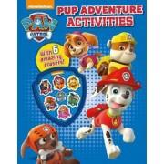 Nickelodeon PAW Patrol Pup Adventure Activities by Parragon Books Ltd