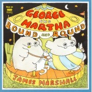 George and Martha 'round and 'round by James Marshall