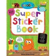 Super Sticker Book by Priddy Books