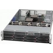 Server Configurabil Supermicro 2U SYS-6027R-N3RF4+