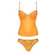Serena sexy komplet 85C oranžová