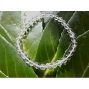 Hegyikristály 10-es féldrágakő karkötő *