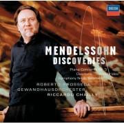 F. Mendelssohn-Bartholdy - Piano Concerto No.3/ Sym. N (0028947815259) (1 CD)