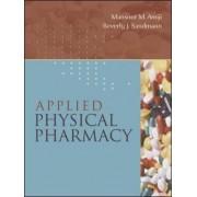 Applied Physical Pharmacy by Manssor Amiji