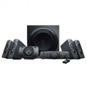 Altavoces Logitech Z906 5.1 Thx / 500 W Rms Sonido Envolvente