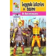 Legende istorice si basme - D. Bolintineanu
