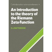 An Introduction to the Theory of the Riemann Zeta-Function by S. J. Patterson