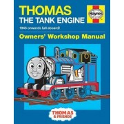 Thomas the Tank Engine Owners' Workshop Manual by Chris Oxlade